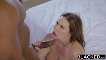 Alessa Savage rides Danny Ds cock on top