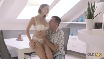Melina Mason's ass in Jeremy Austin's power